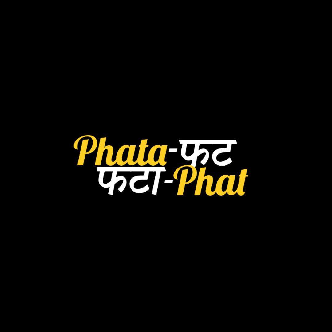 Phata-Phat Indian Street Food